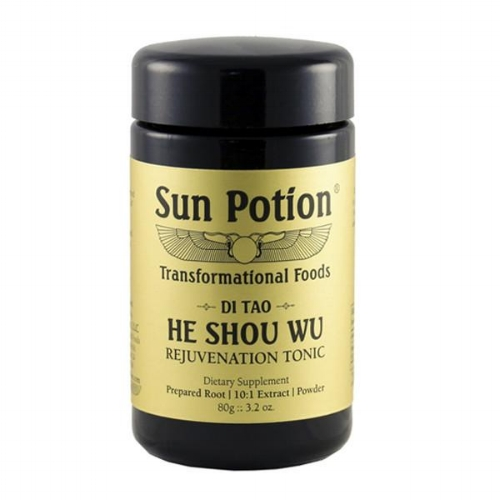 * He Shou Wu - Rejuvenation Elixir 💪🏼💪🏼💪🏼