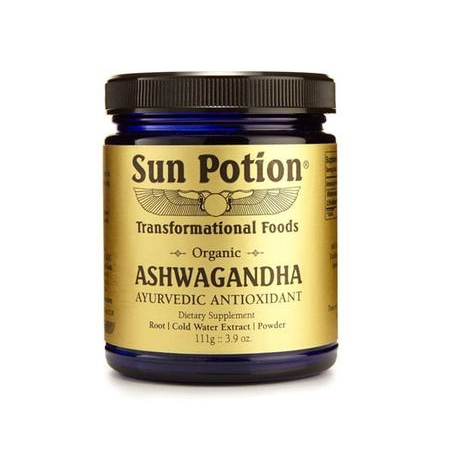 * Ashwagandha - Immunity support ⛓️🌱