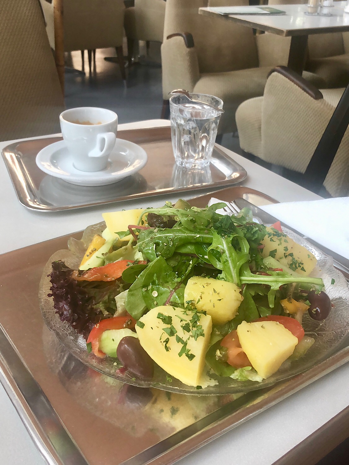Cafe Prueckel - my fav traditional cafe �