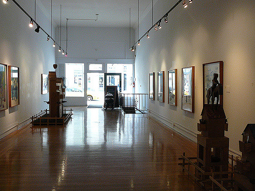 Over 30 years of supporting the arts in the Bay Area…The Joyce Gordon Gallery