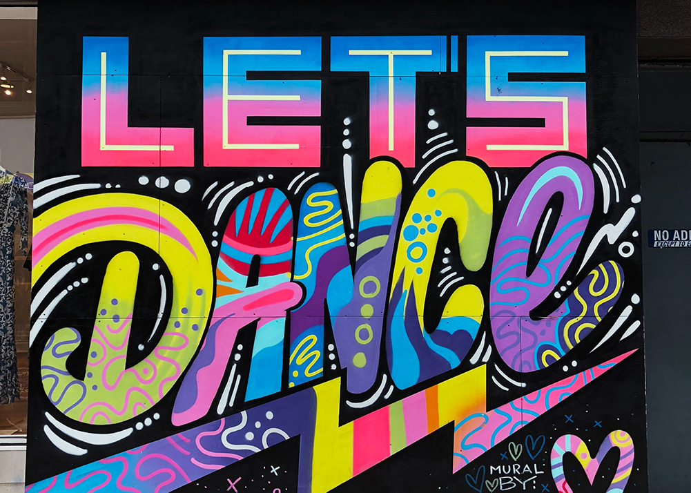 Framework Music - Early Dance Party - Queen Street Fare - Ottawa.