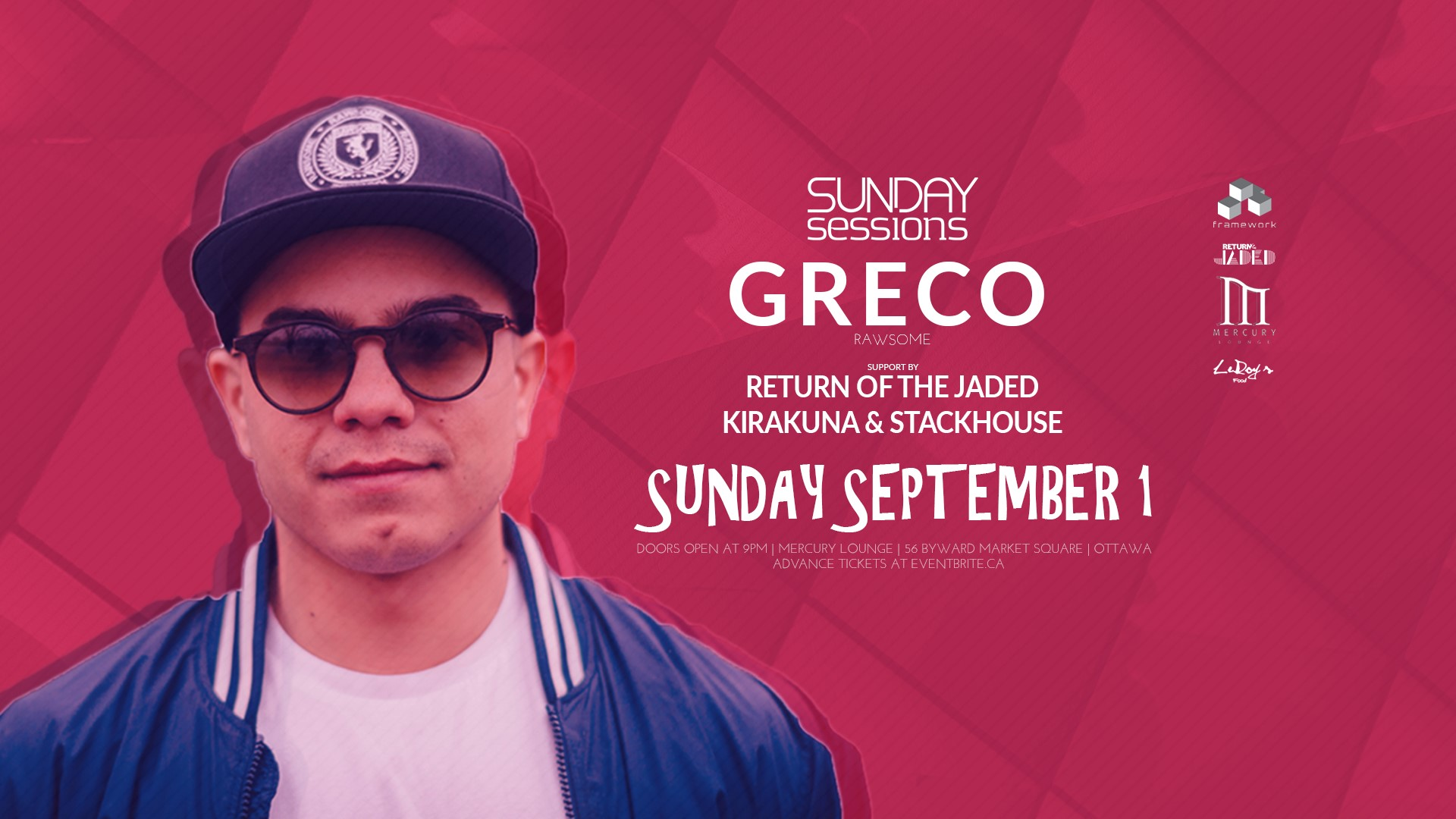 GRECO (NYC) at Sunday Sessions