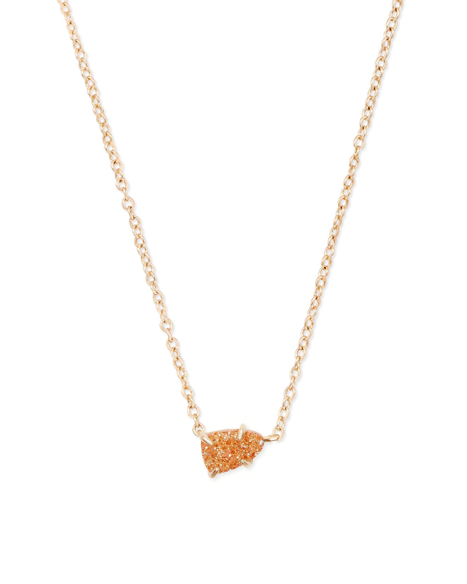 Helga Gold</br>Pendant Necklace</br><i>$60.00