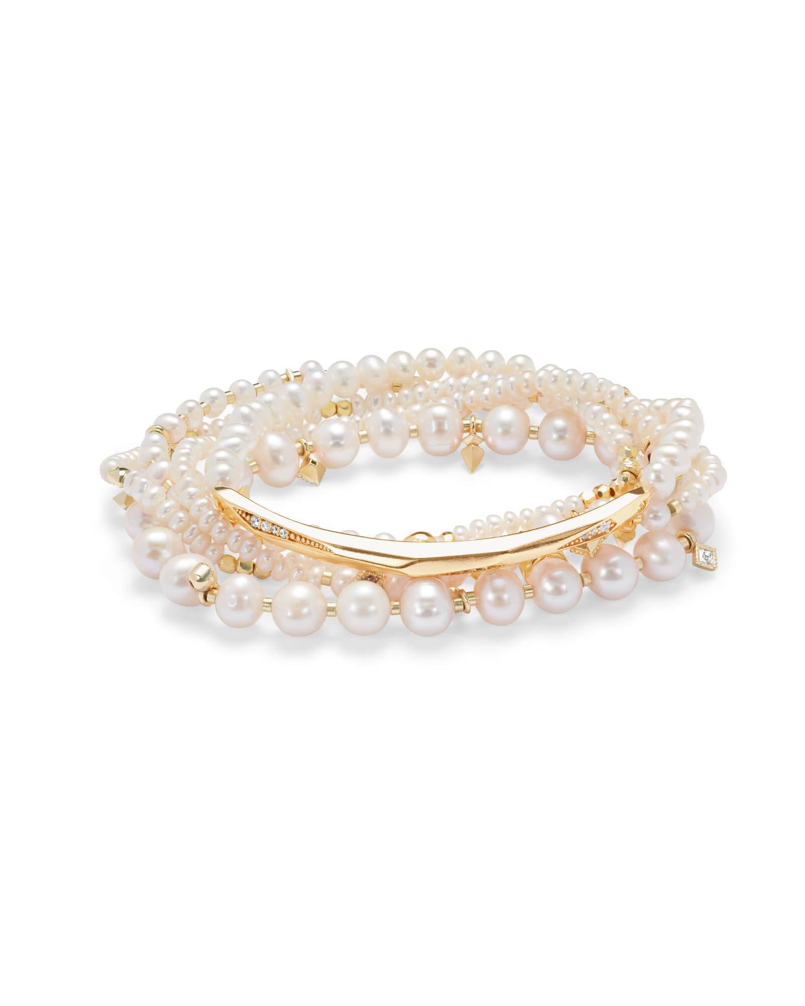 Supak Gold</br>Beaded Bracelet</br><i>$95.00</i>