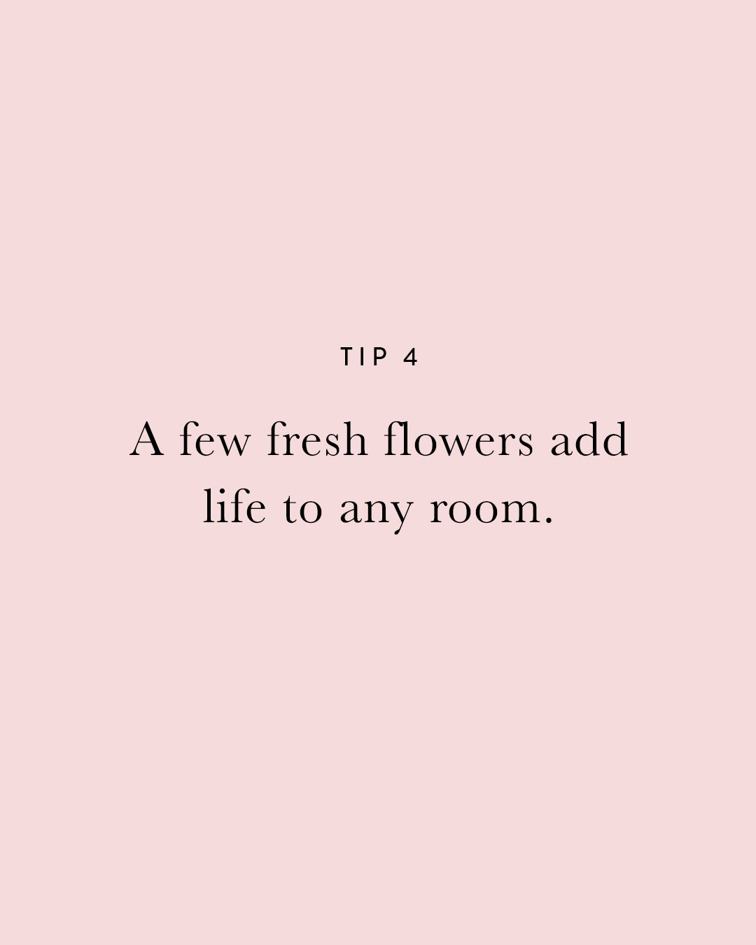 Flowers Styling How To