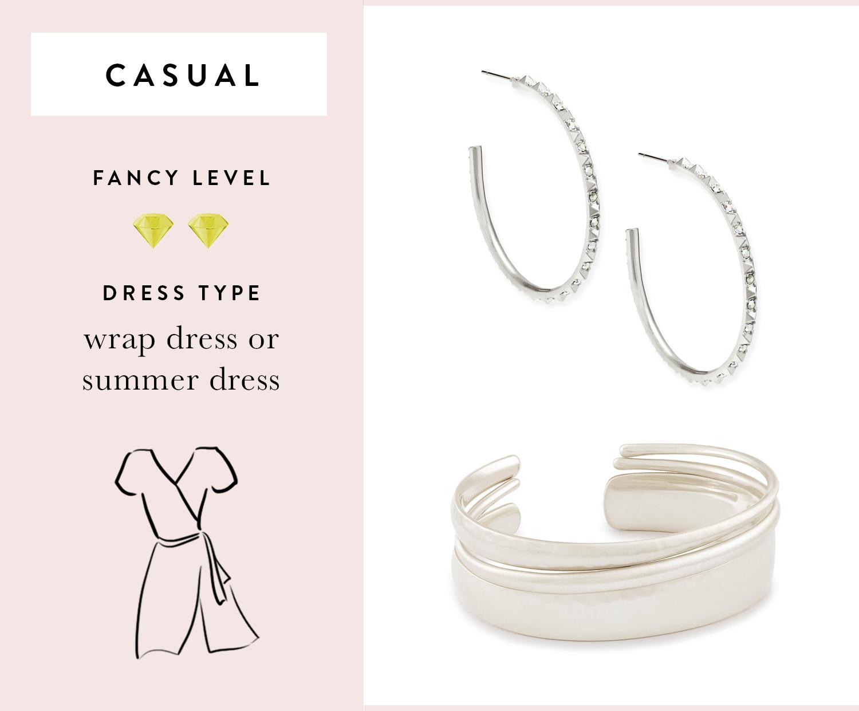 Val Hoop Earrings, Tiana Bracelet Set of 3
