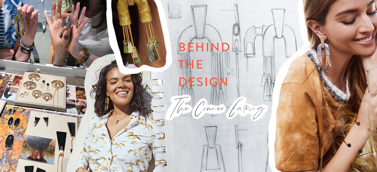 Behind the Design of the Conner Earring