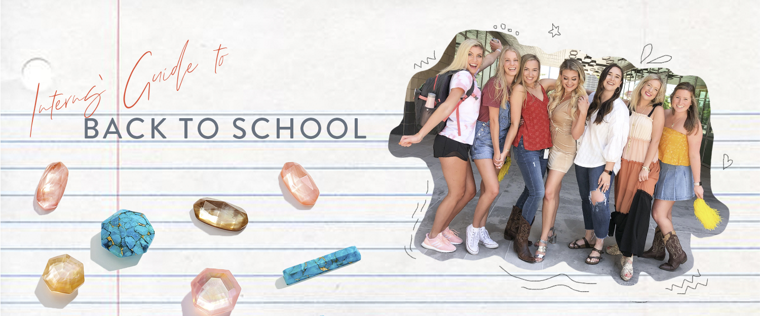 BacktoSchool-KendraScottInterns