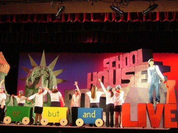 San Diego Junior Theatre's Schoolhouse Rock LIVE