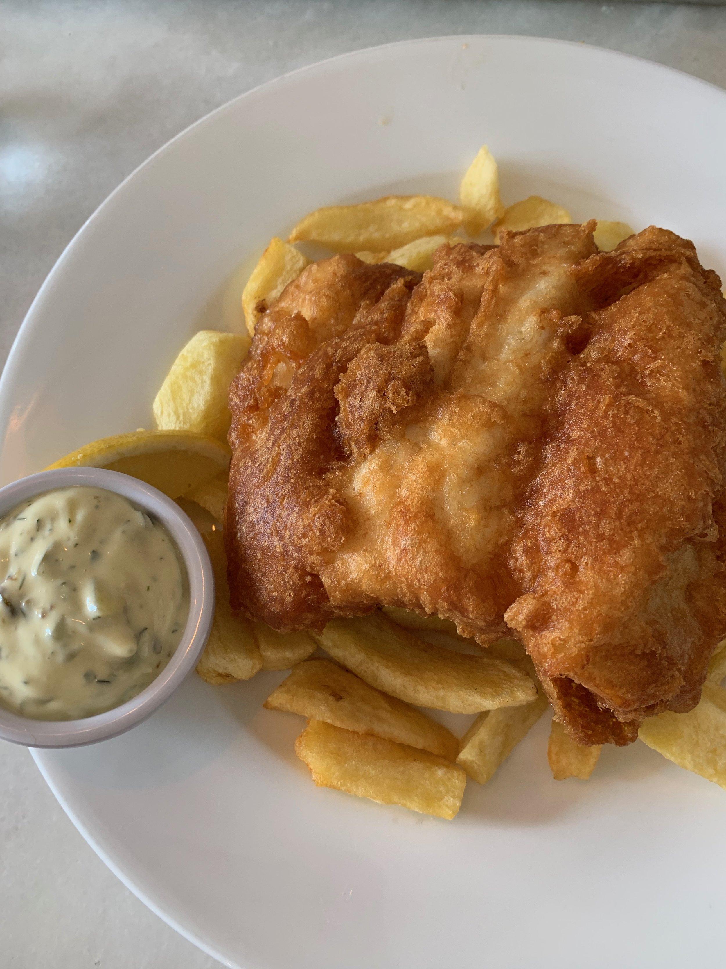Fish Shop Dublin | Fish and Chips | BySarahRae.com