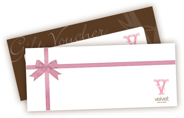 """Gift Vouchers - Give the most thoughtful gift of luxurious pampering and """"me time"""