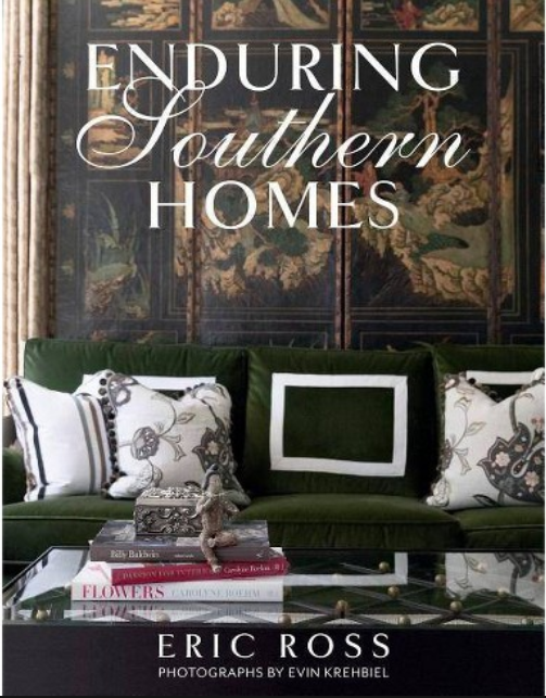 """#5. """"Enduring Southern Homes"""" - AUTHOR: ERIC ROSSWHY WE LOVE IT: In my own design style, I tend to consistently utilize and stick to neutrals, but Eric has created so many traditional, beautiful spaces filled with color that still have that strong, traditional look. This has inspired me to be more adventurous with my own home design in healthy and easy ways that take me out of my design comfort zone.THE JUICY DETAILS: Living in Georgia has given me a strong appreciation for all things Southern, especially the centuries-old traditional interior design style. Eric Ross explains how he styled various salons and sitting rooms, husband's studies, breakfast rooms, etc. which are rooms I don't have in my own home, but I can appreciate the attention to detail and deep thought behind designing each and every one of them. I love Eric Ross's """"Enduring Southern Homes"""" because it showcases some of his most beautiful and extravagant projects and gives tips on how to create your very own enduring home, regardless of where you live or how large your space is.WHERE TO BUY: $38.99, Target"""