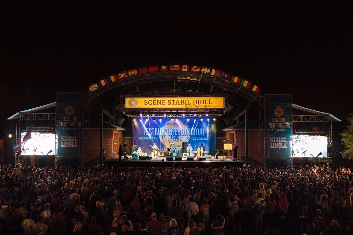 Festival International de Louisiane