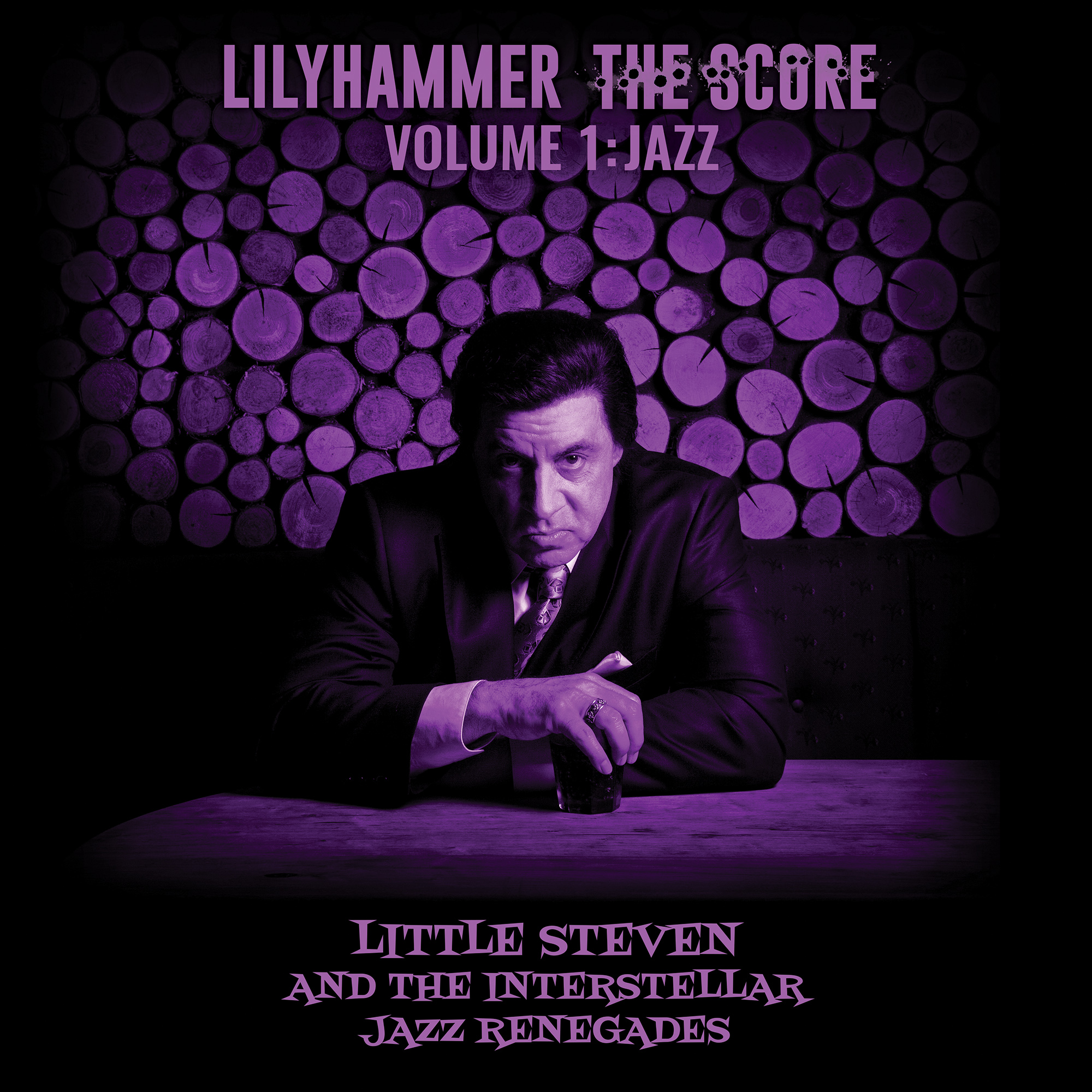 LITTLE STEVEN AND THE INTERSTELLAR JAZZ RENEGADES   LILYHAMMER: THE SCORE - VOLUME 1 AND VOLUME 2    BUY NOW