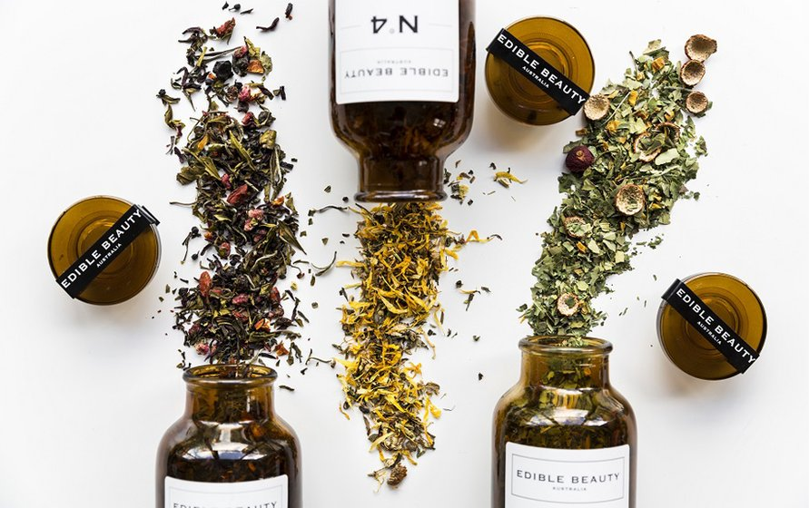 Want skincare you can, well, eat?  Edible Beauty  has got you covered. Their philosophy is based using pure, wildcrafted and botanical ingredients that are literally good enough to eat