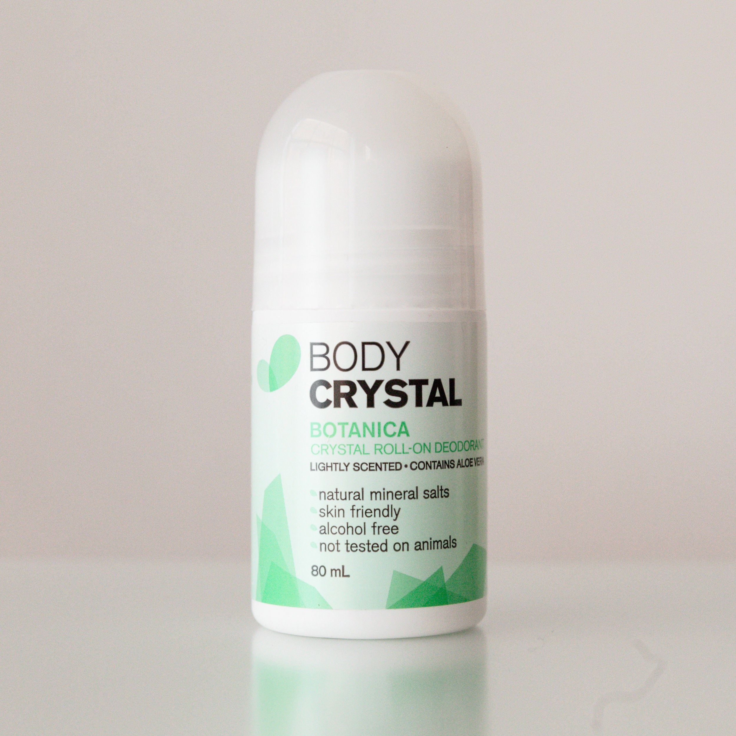 Body Crystal Botanica Roll On