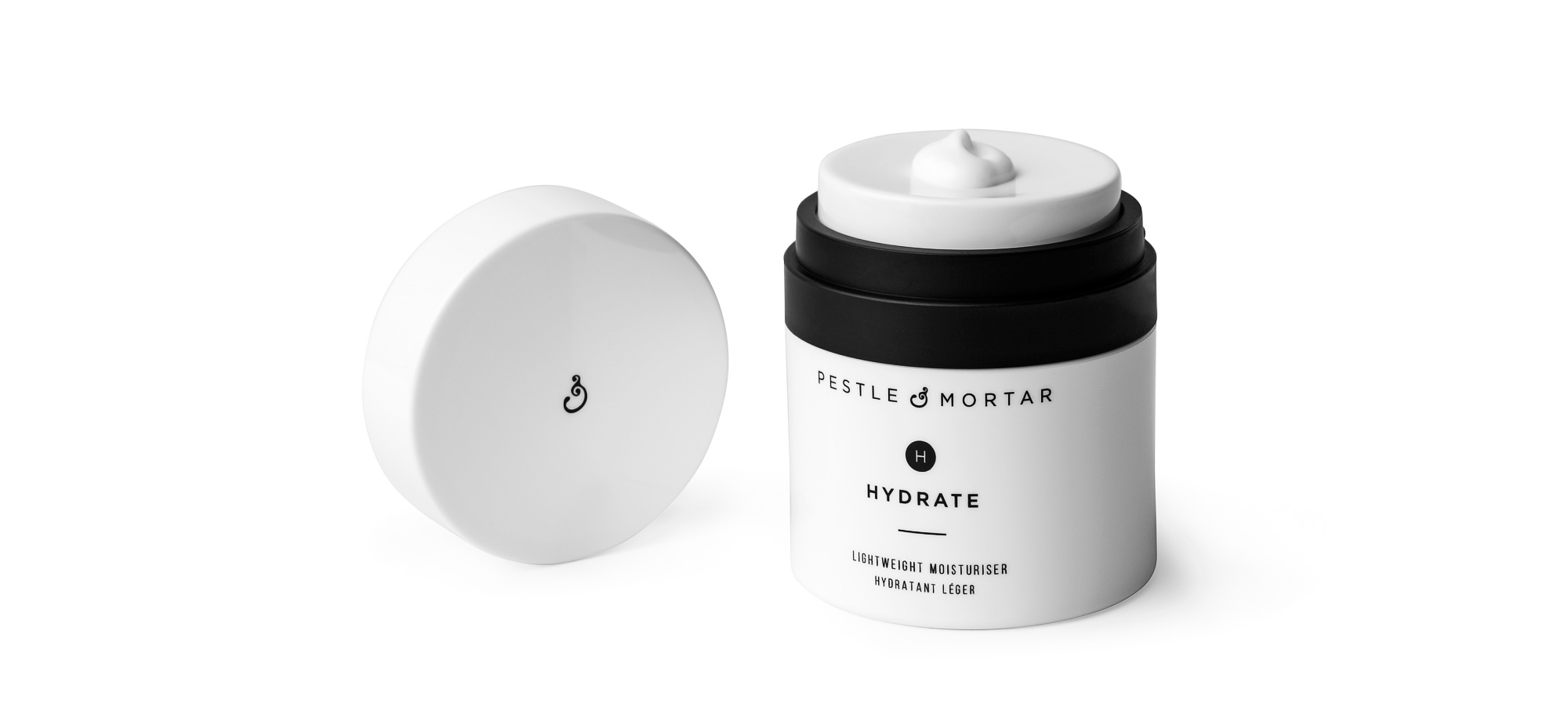 Our picks of Glycerine-centric products: Pestle & Mortar's  Lightweight Hydrate Moisturiser