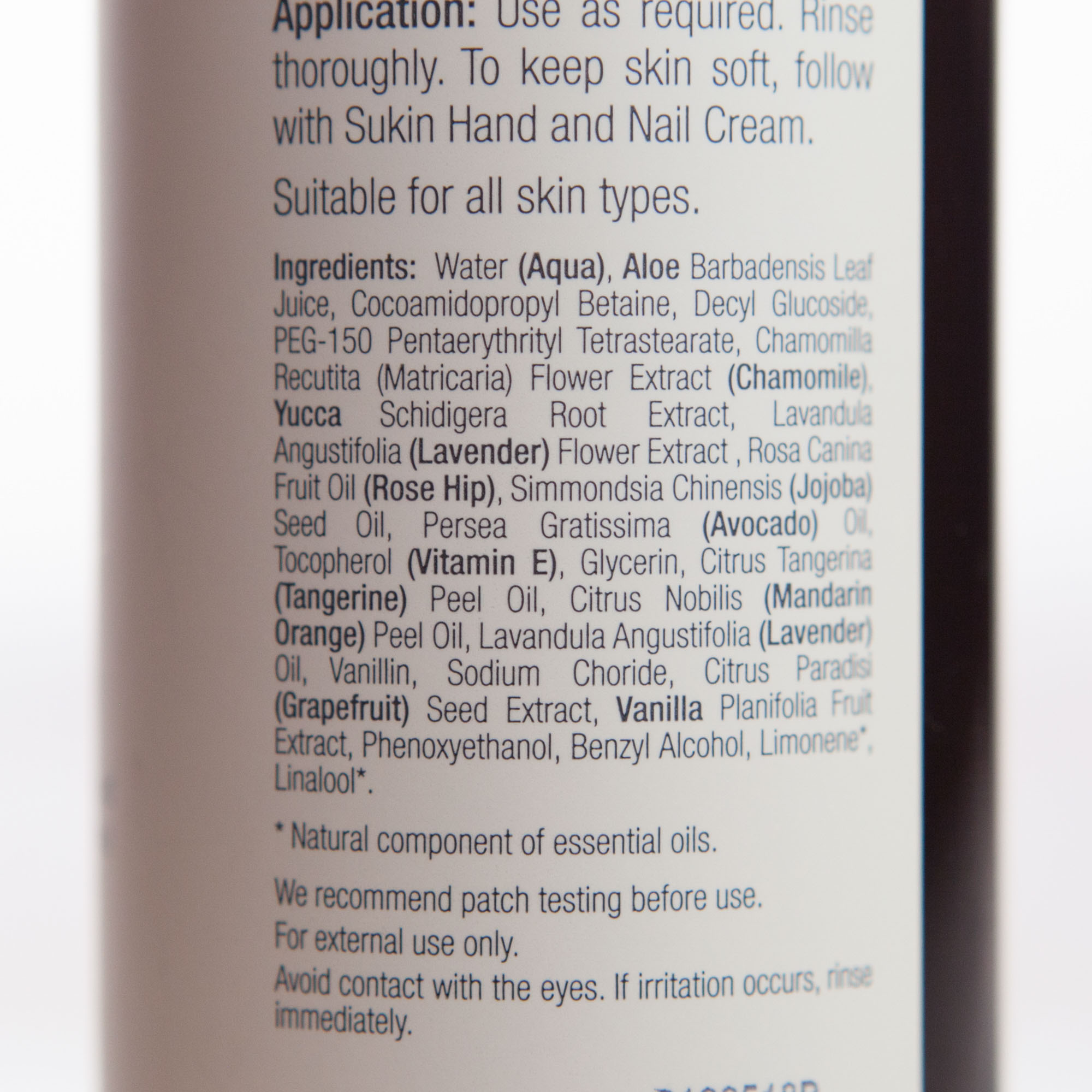 Sukin Cleansing Hand Wash Noema Product Review