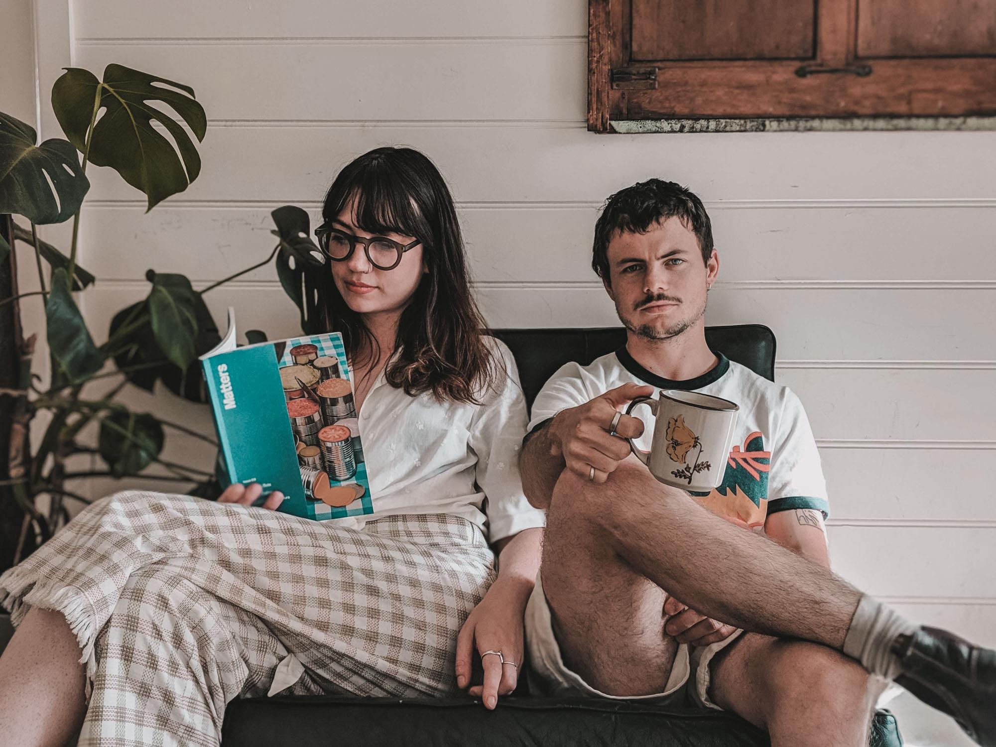 Mat & Ren from Matters Journal.