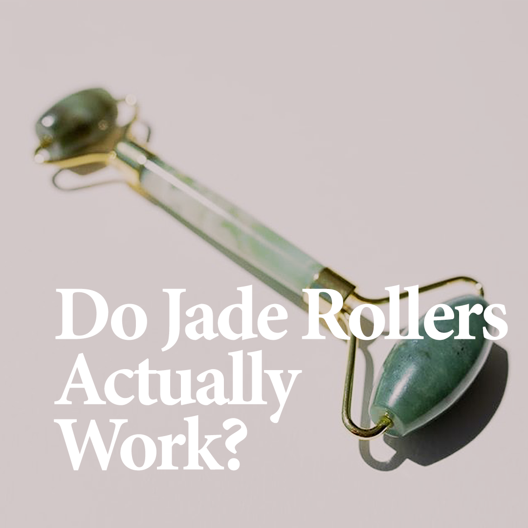 RELATED    Read more about the benefits if Jade rollers.