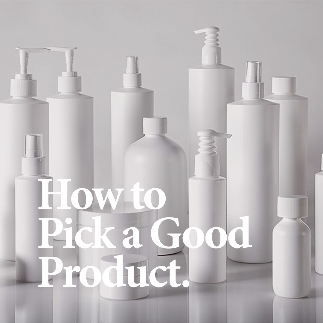 RELATED What does it mean for a product to really and truly be  good ?