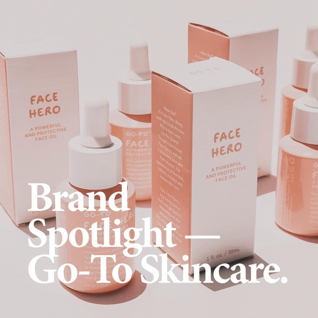 RELATED:   We explore the approach to skincare that makes Go-To work so well, as well as the integrity behind the brand.⠀