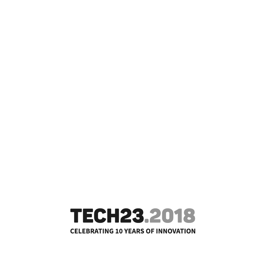 The Tech23 Innovation Excellence Award–Awarded to the Tech23 company whose technology demonstrates the highest level of innovation and originality. -