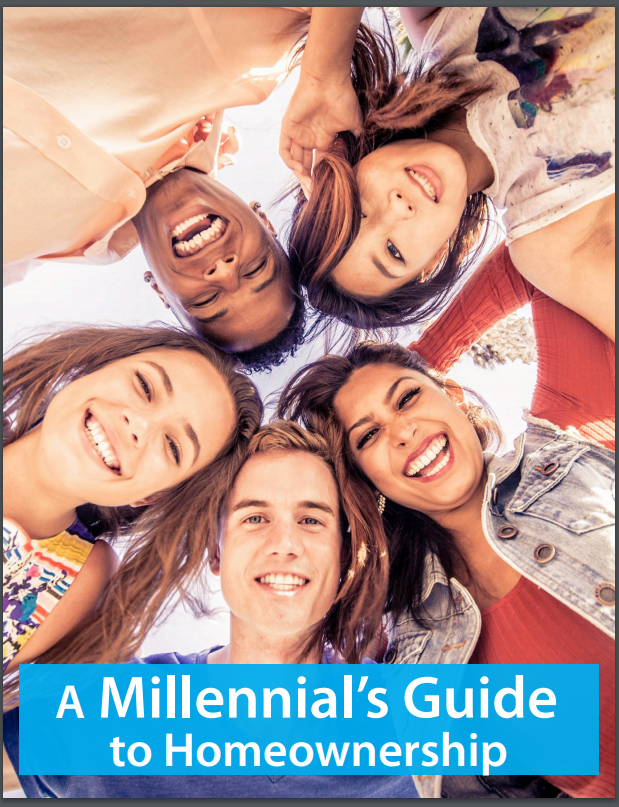 A Millennial's Guide to Homeownership - The process of buying a home can be overwhelming at times, but you don't need to go through it alone.You may be wondering if now is a good time to buy a home… or if you should continue renting. The free eGuide below will answer many of your questions and likely bring up a few things you didn't even know you should consider when buying a home.