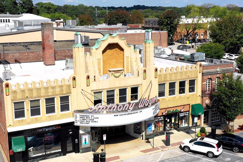 General Wayne Movie Theatre