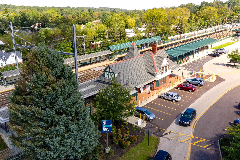 Wayne Train Station