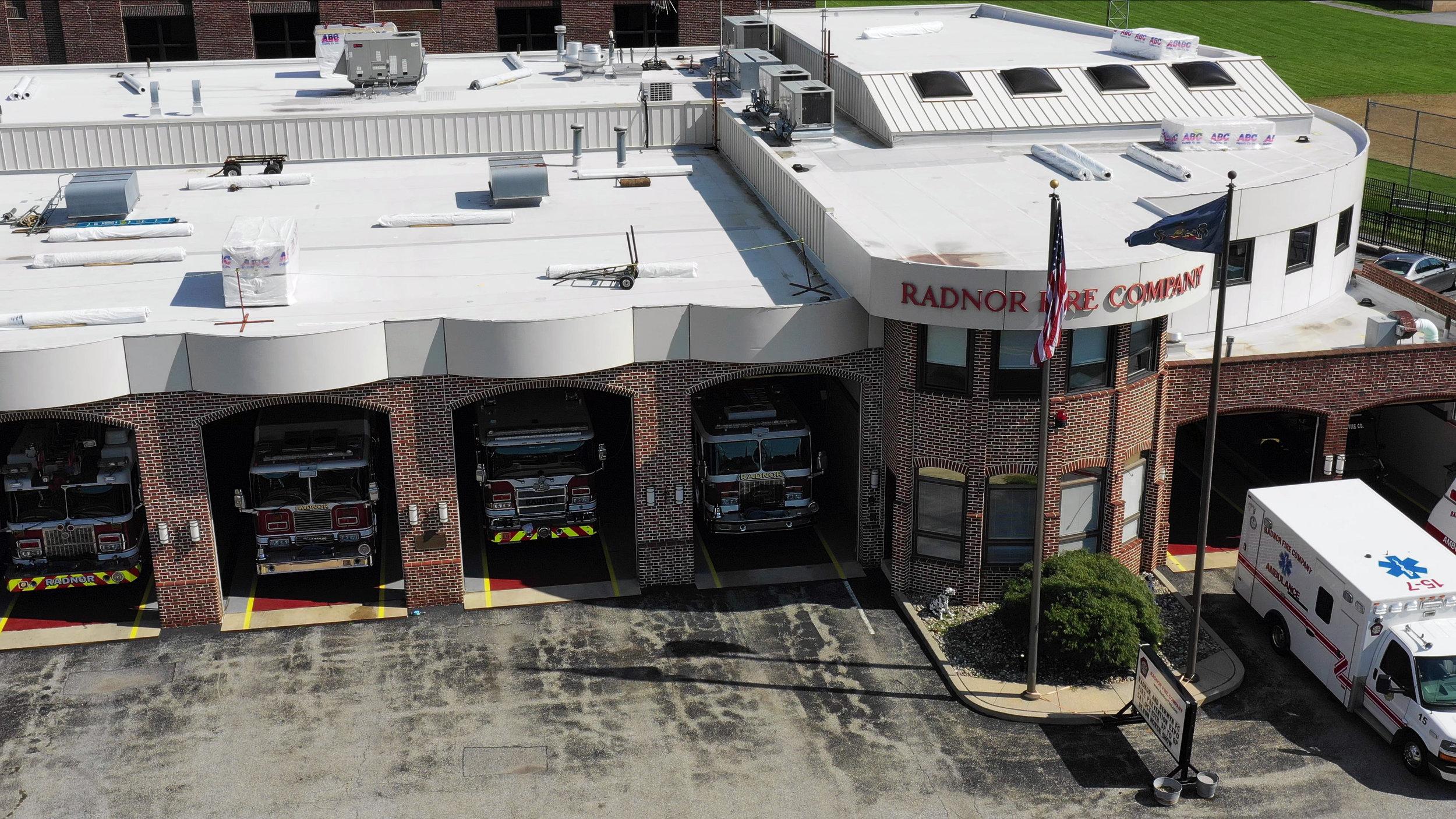 Radnor Fire Station