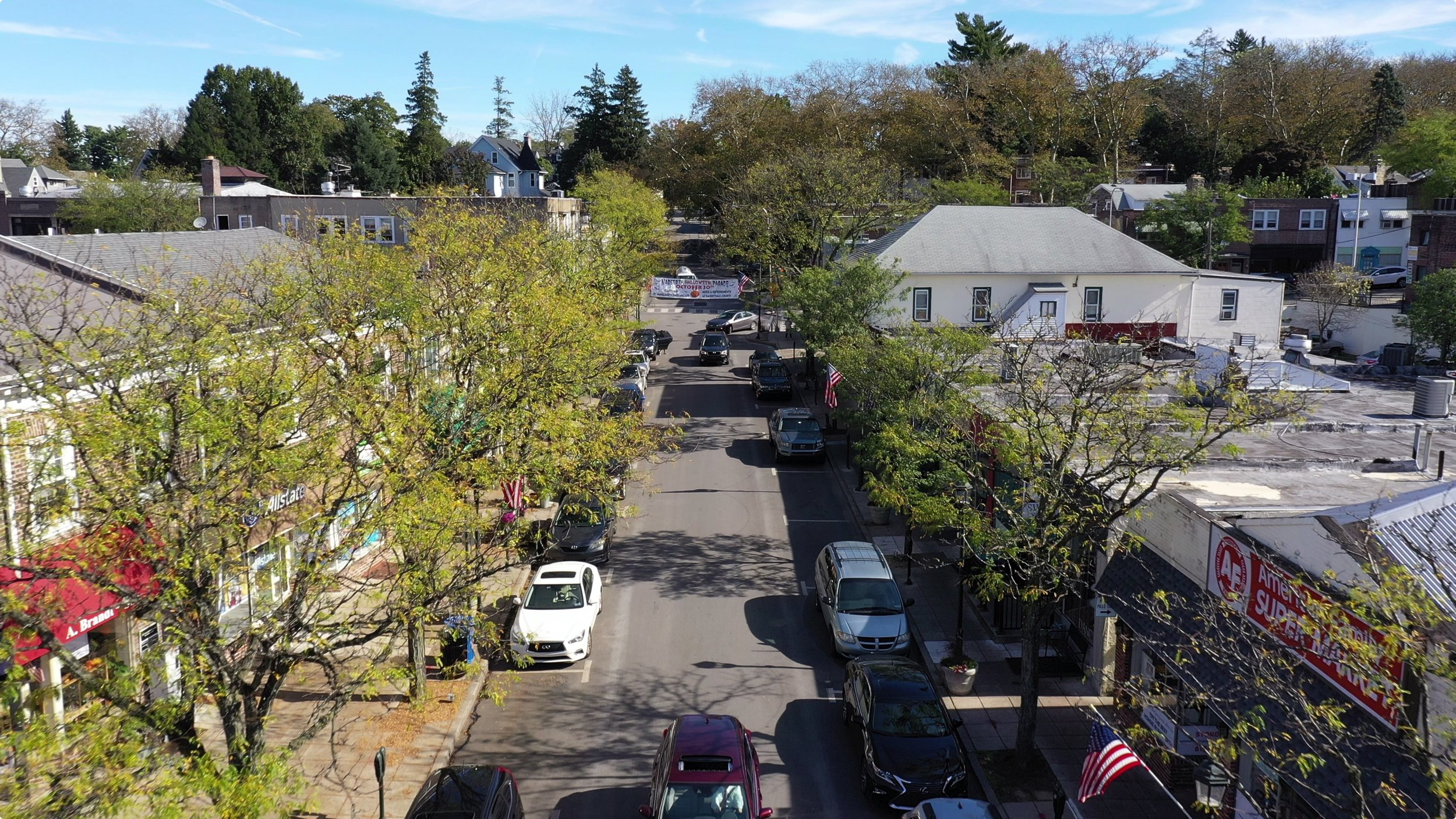 Downtown Narberth
