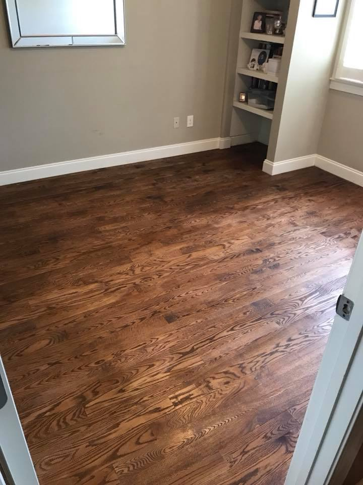 Hardwood, Engineered & Laminate Flooring