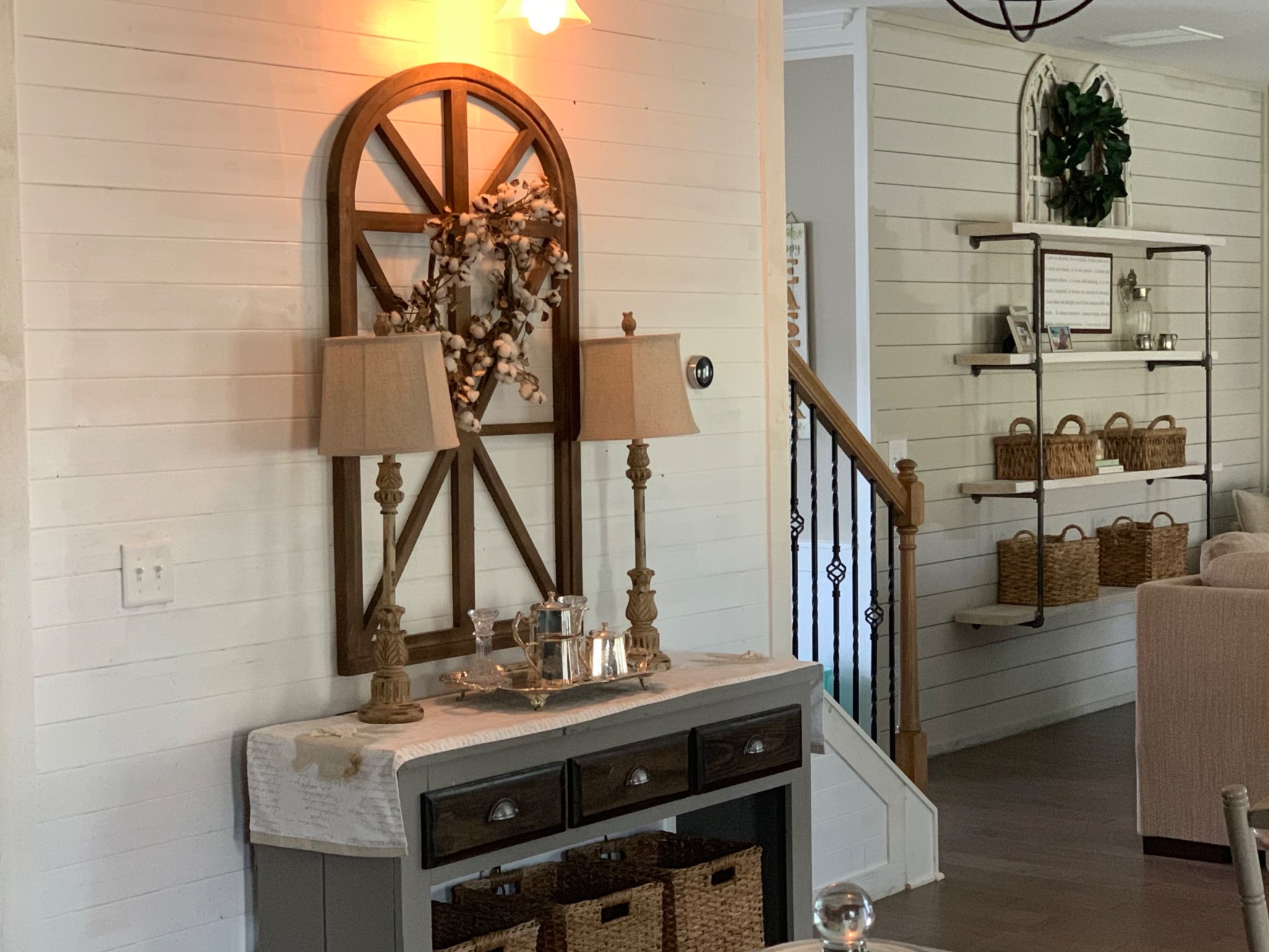 Shiplap & Custom Trim Work