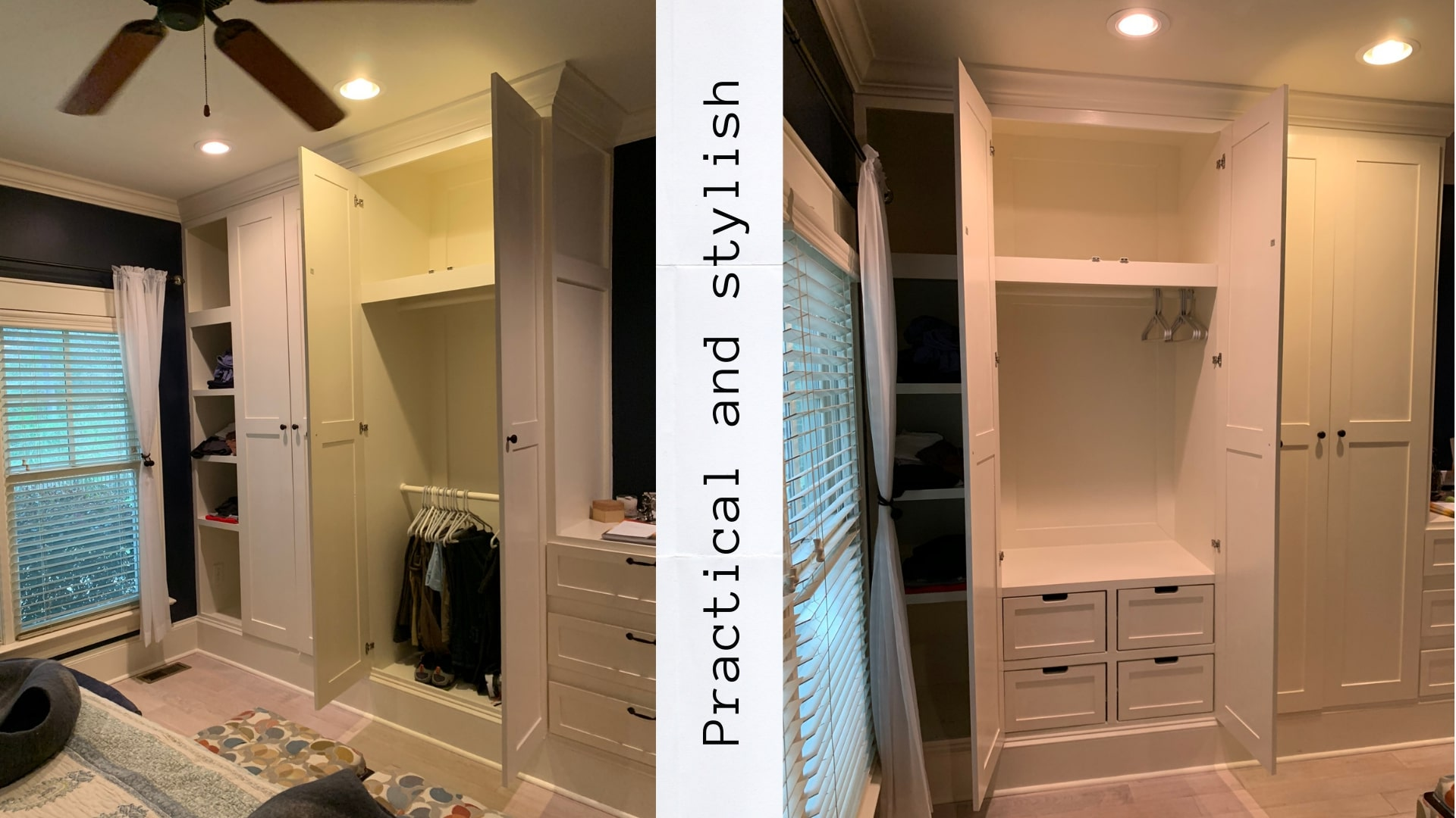 home construction project wardrobe customized in use.jpg