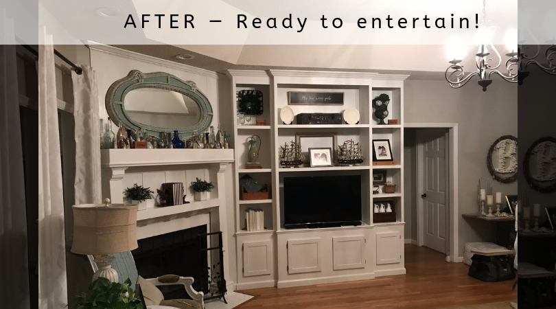entertainment room built in auburn home construction.png