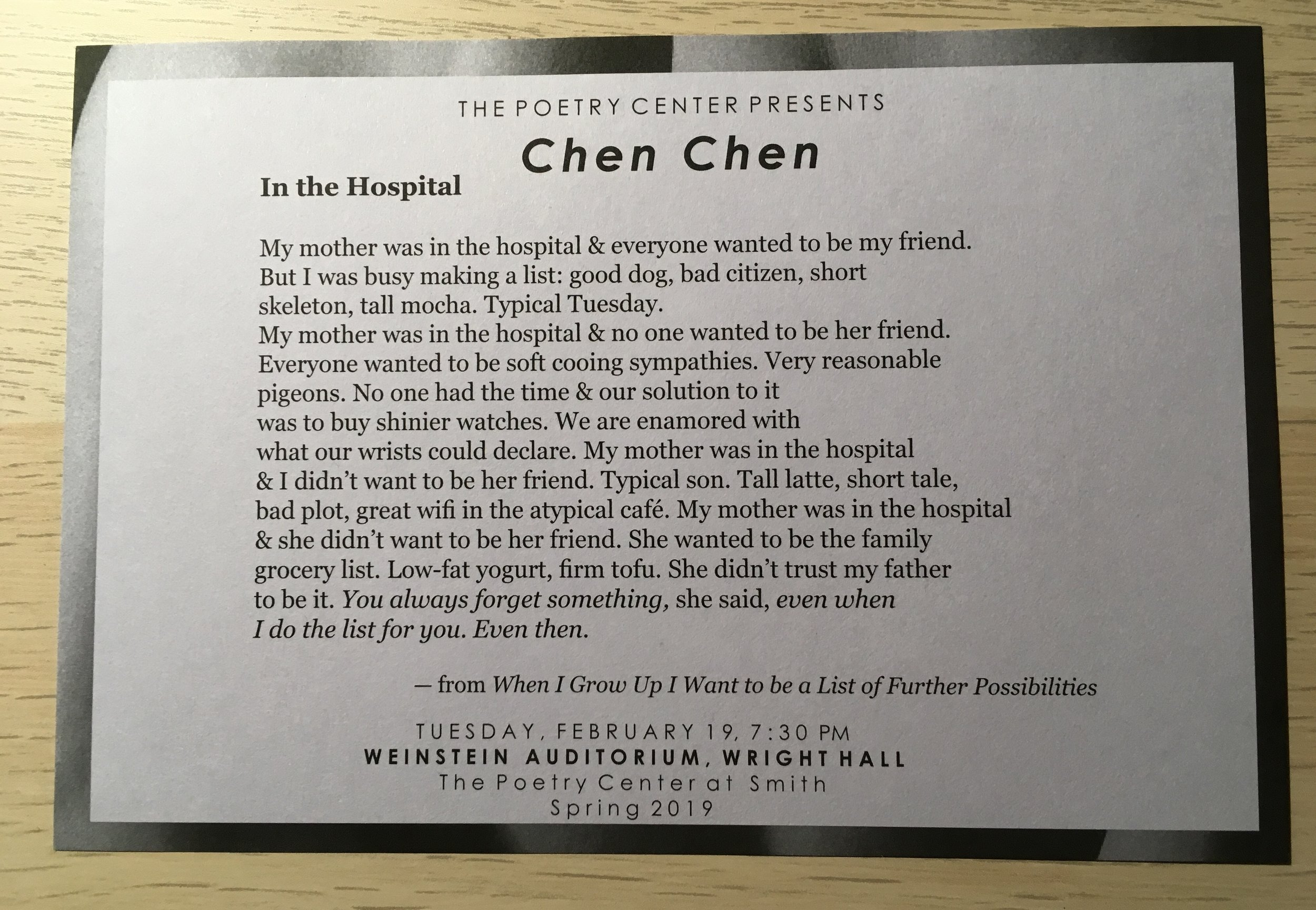 Smith Poetry Center card - In the Hospital.jpg