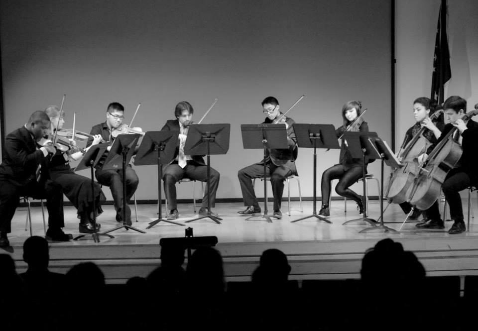 Student Recital, Chamber Intensive '14