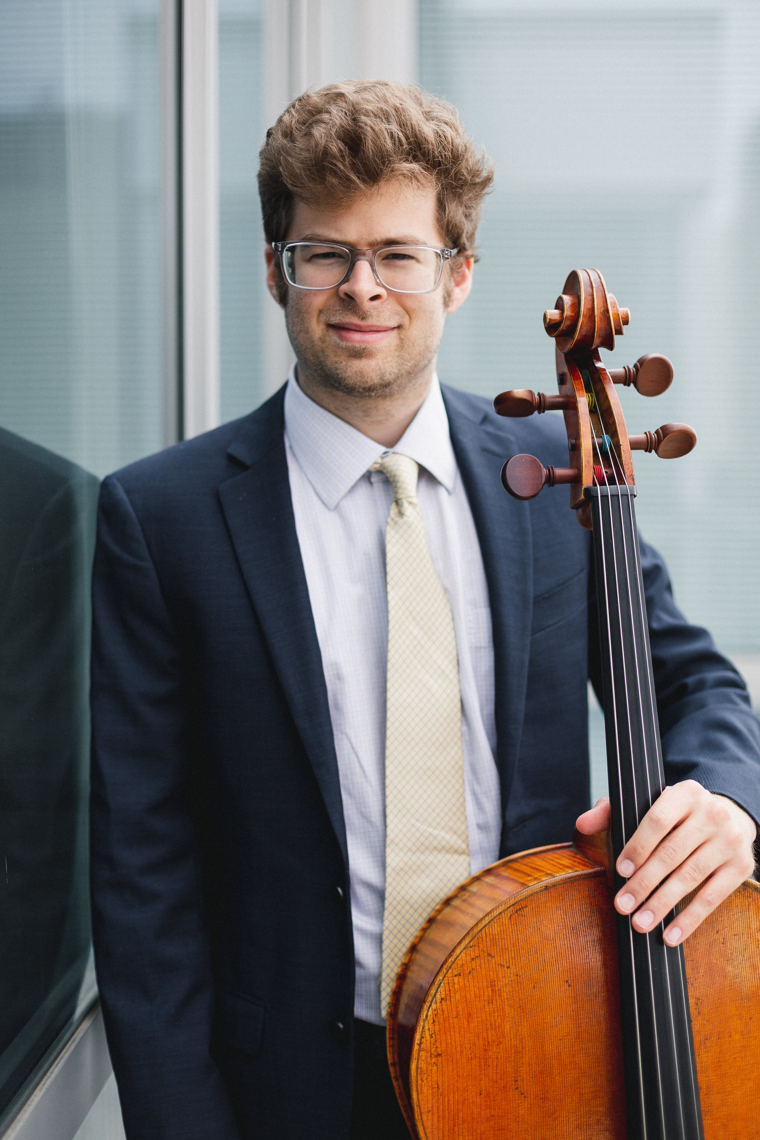 Nathaniel Pierce, cello Artistic Director