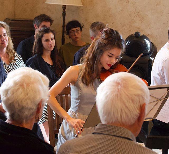Schumann Piano Quartet  #violin #violinist #pianoquartet #chambermusic #musiciansofinstagram