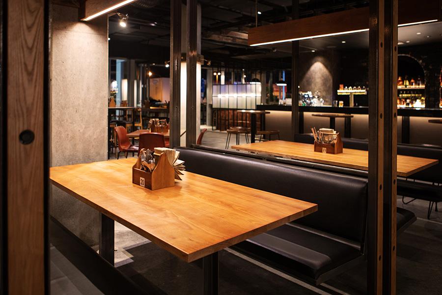 Uptown Gastropub Maroochydore - Craft Beer Gastropub Restaurant Design