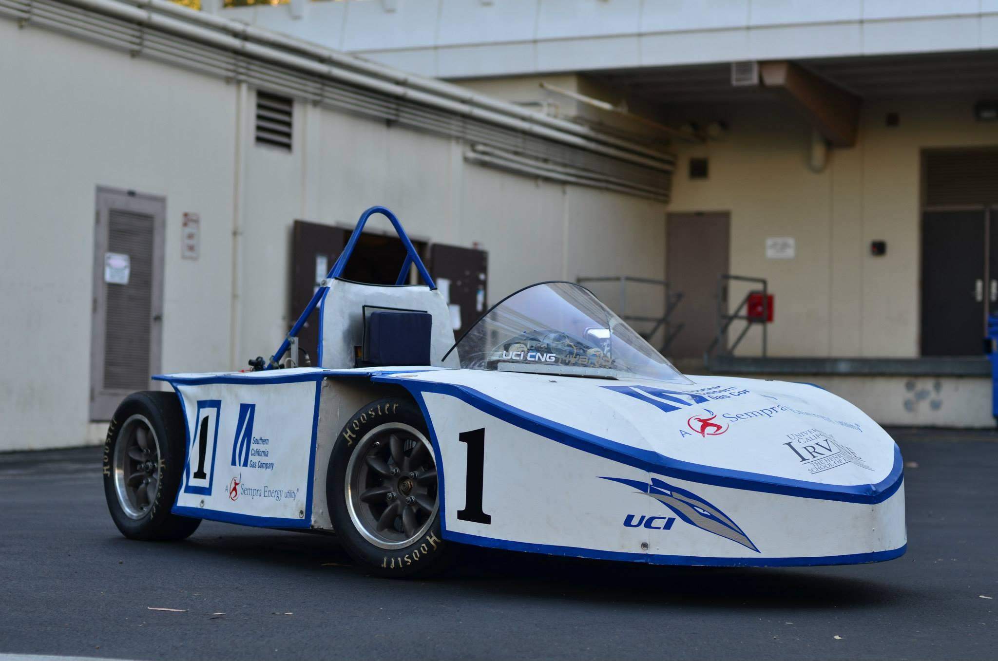UCI FSAE Electric 'Electra'