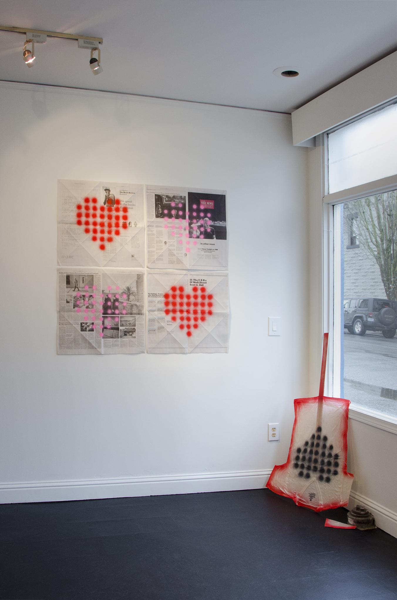 Todd Schroeder    Installation View