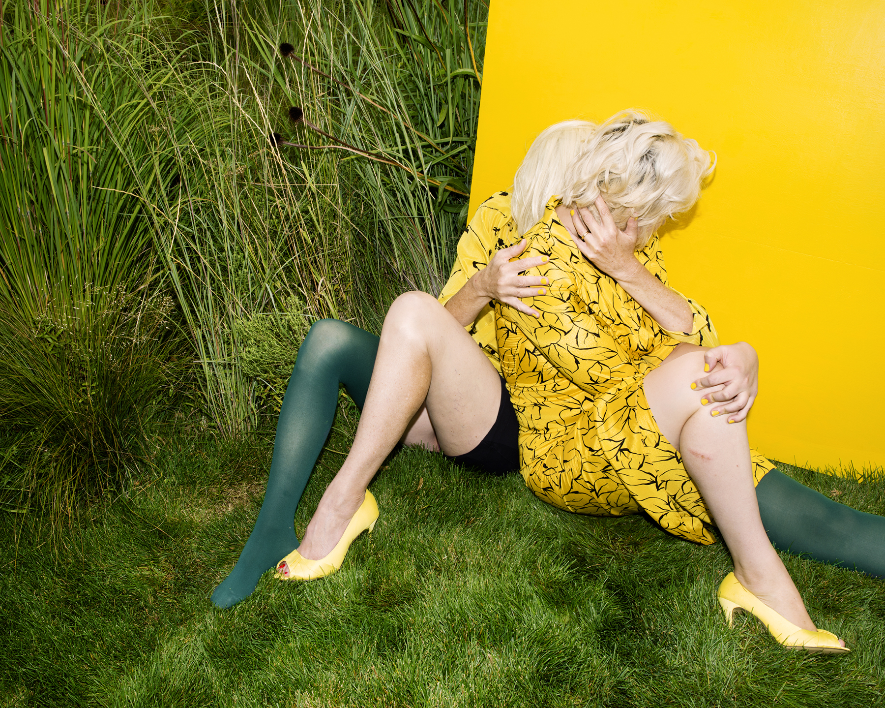 "Natalie Krick, spread, digital C Print, 16""x20"""