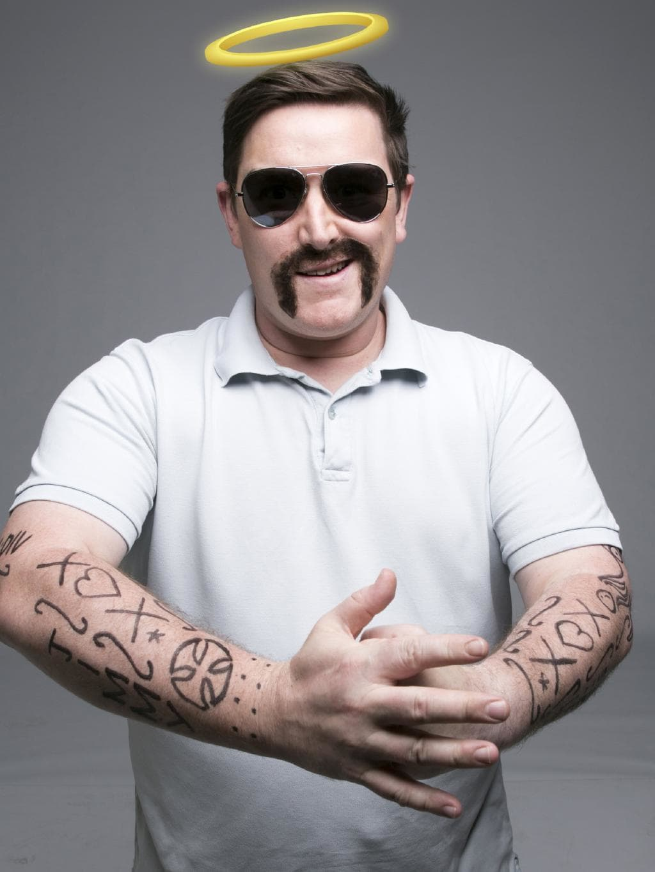 Heath Franklin's Chopper - Logie-nominated Australian actor, comedic performer