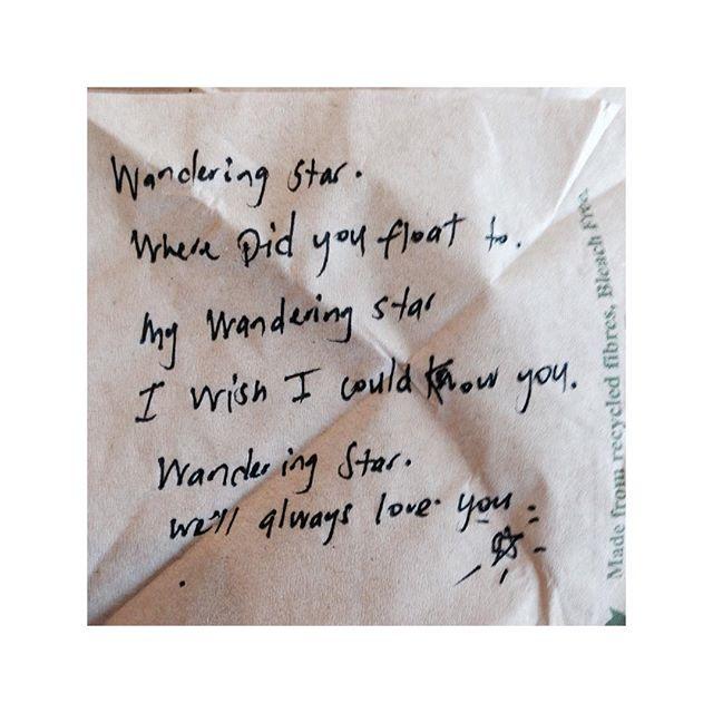 ☀️been drafting lyrics for the next eeeep 💫