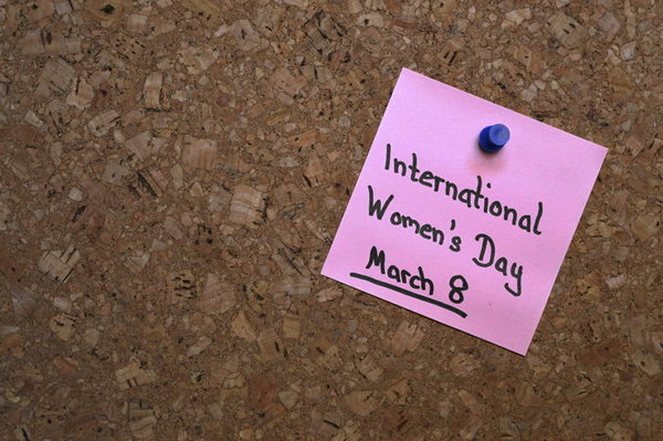 Memo: World Women´s Day