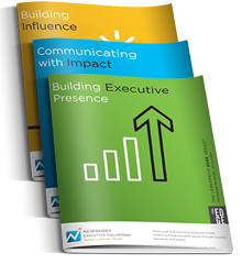 Based on our experience advising and coaching executives in Fortune 500 companies, this series will help you build the critical skills that most affect your ability to move up. No matter where you are in your career today, this content will challenge your perspective and give you easy-to-implement strategies that you can start using now, to be in the best position to advance your career tomorrow.  Save 20% now by investing in the complete set of eight, and download them immediately.   Investment: $77