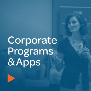 Corporate Programs and Apps