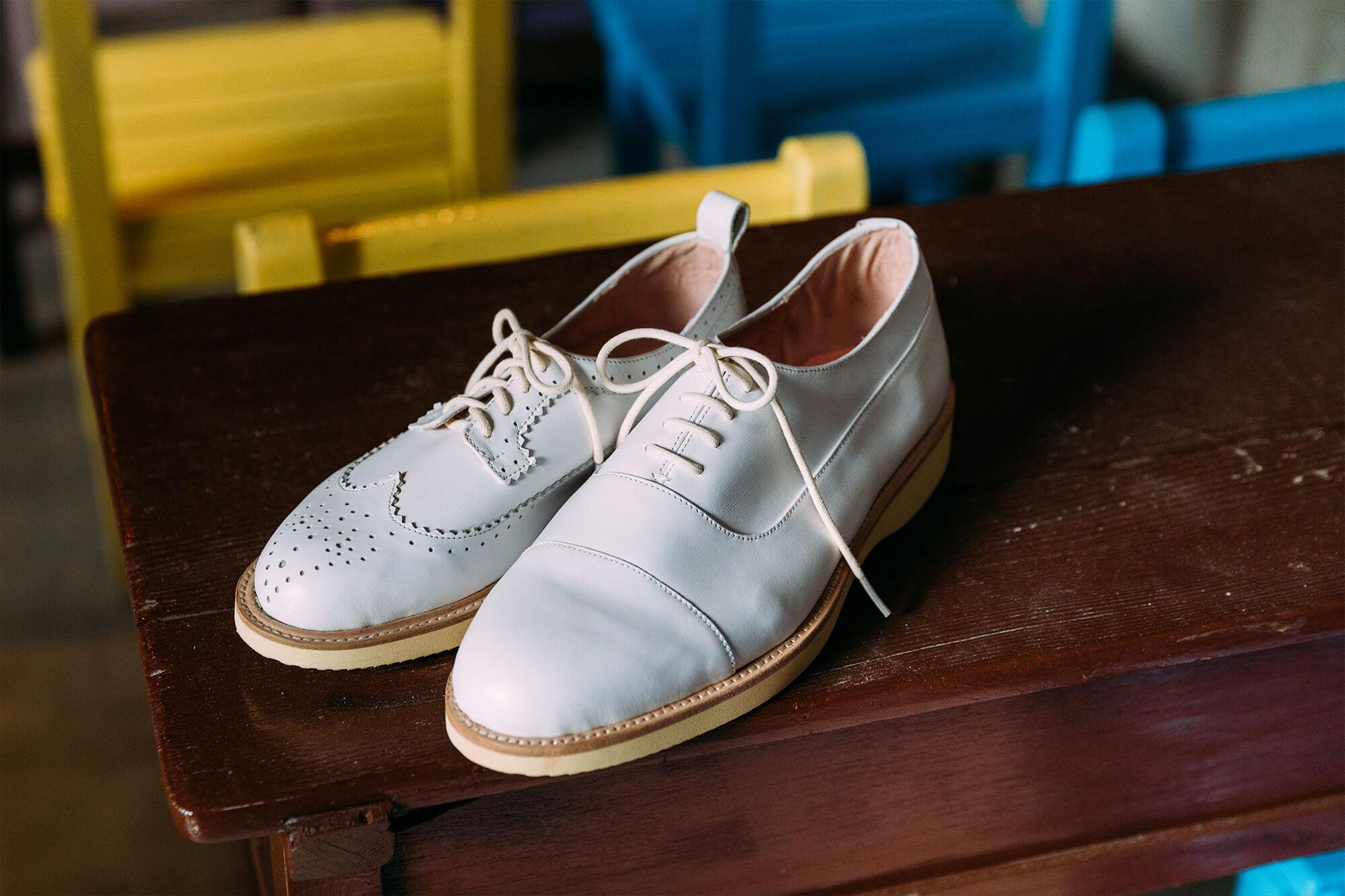 EJ希望他所制作的鞋子经得起时代的考验。